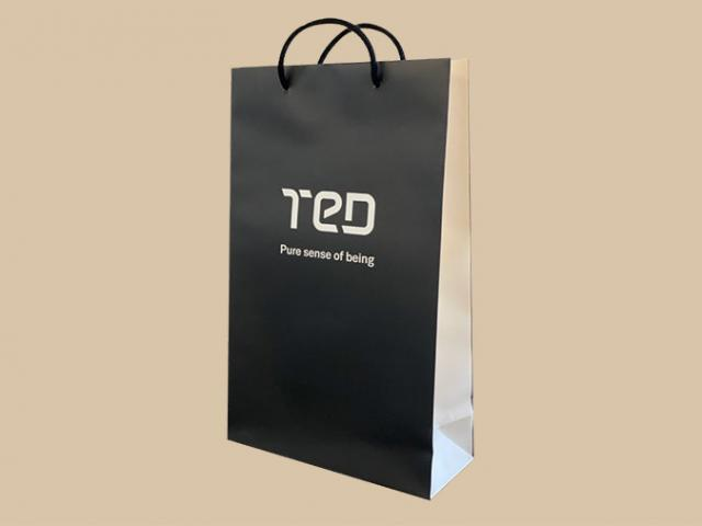 Paper bags TED